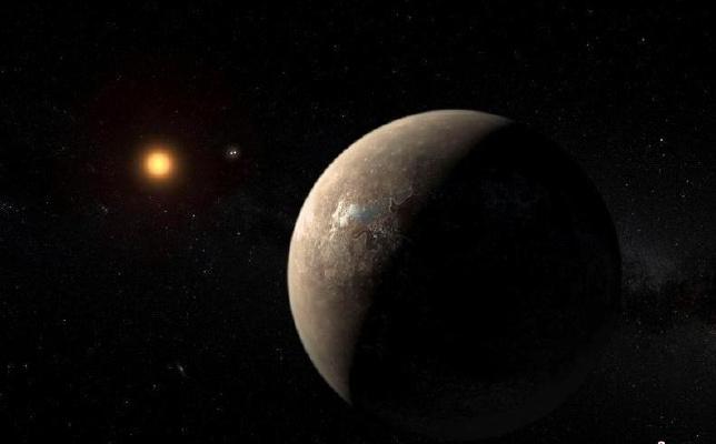天文学家在太阳系外发现潜在宜居行星