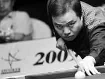 中国台球协会超级联赛香格里拉站收杆