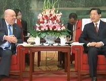 王东峰会见英国利物浦市市长乔·安德森