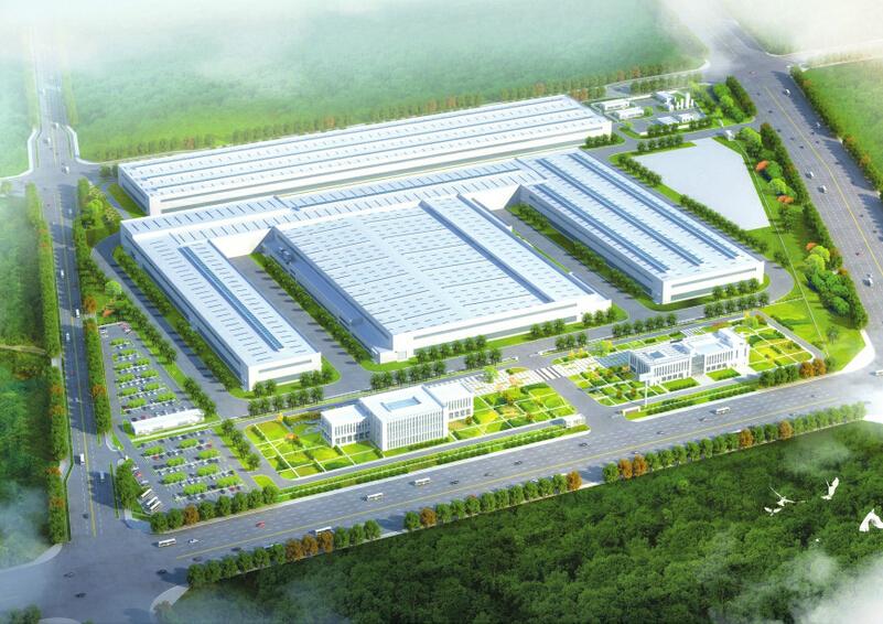 国家级太原经济技术开发区发展掠影
