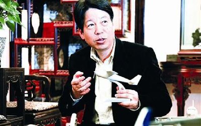 王水福:制造业守望者的凤凰涅槃
