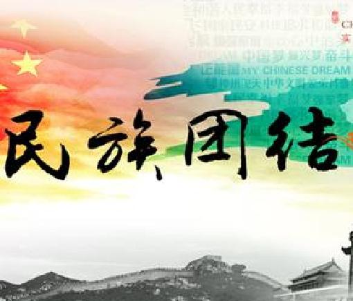 高举民族团结进步旗帜旗帜