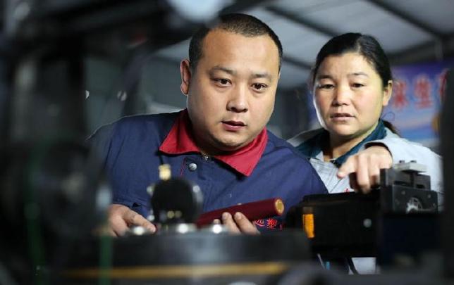 河南民权:民营企业助力脱贫攻坚