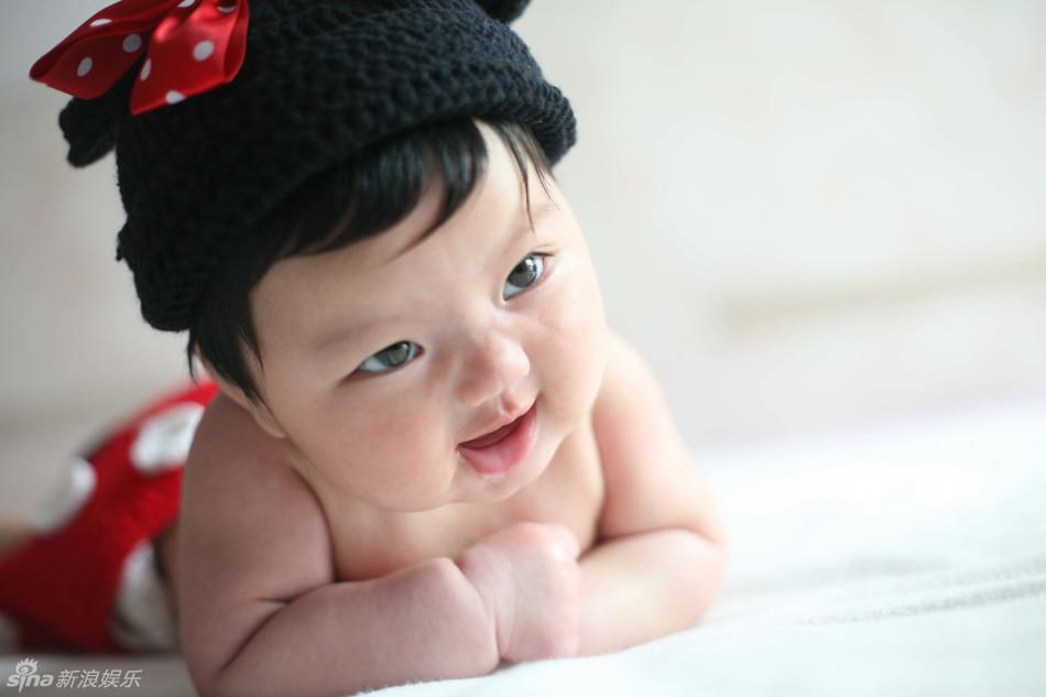 很萌很可爱的宝宝图片