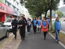 椒江行政执法分局组织开展志愿者服务系列活动