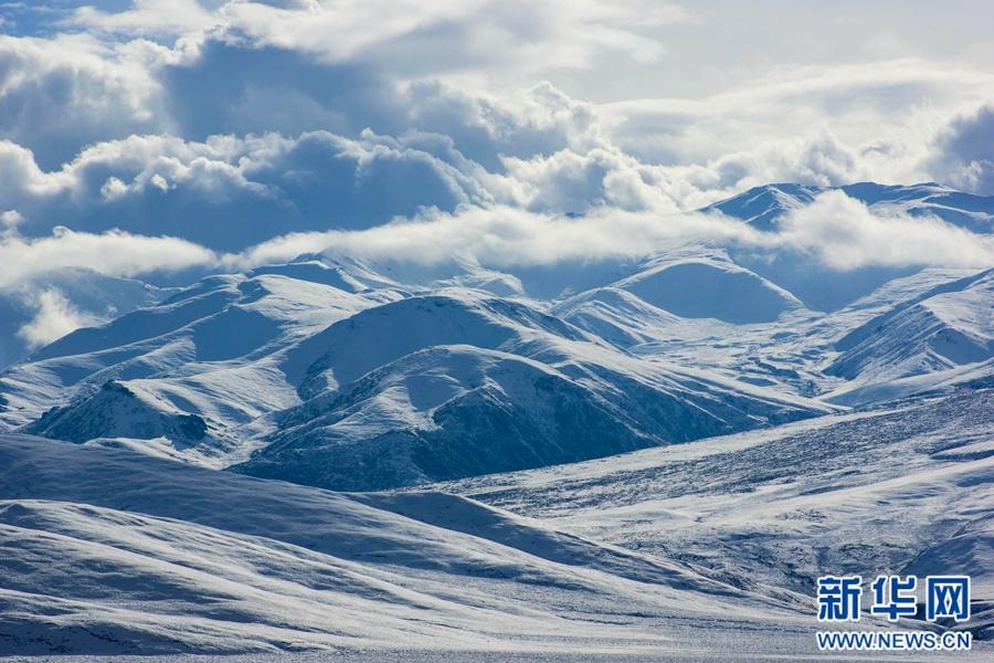 摄影师实拍——风雪拉脊山