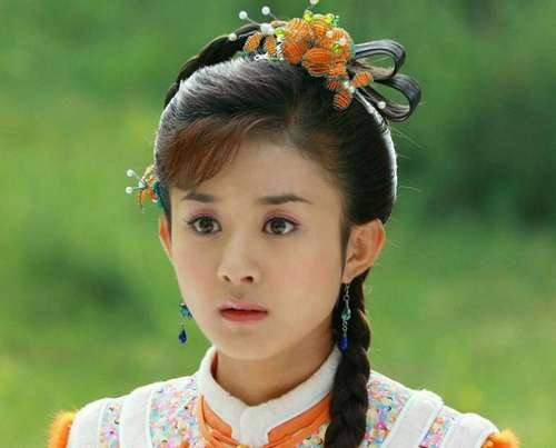 眼睛最美的古装女子 赵丽颖林心如贾静雯杨幂