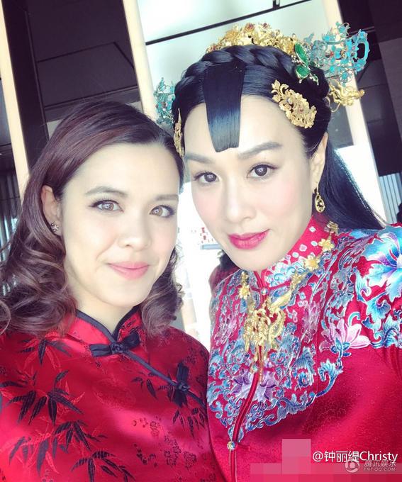 """著名知名音乐人刘欢有一女儿刘一丝,近日,博主""""南唐遗少""""曝光了一"""