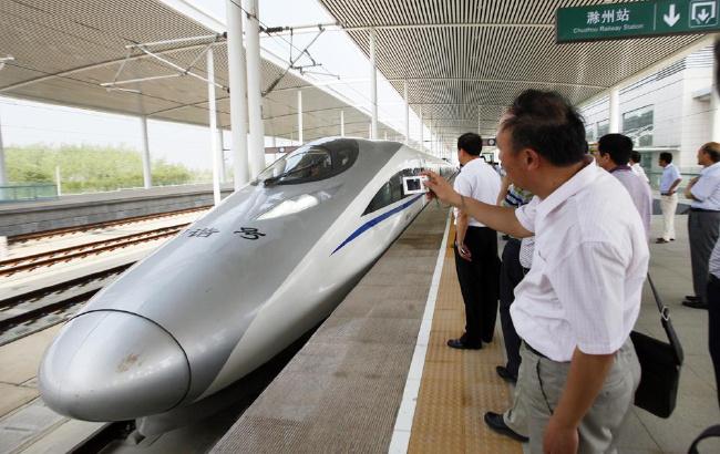 滁州高铁站