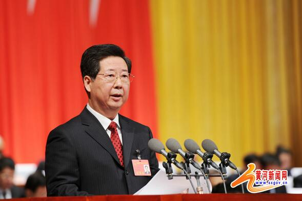 山西省第十二届人民代表大会第七次会议开幕