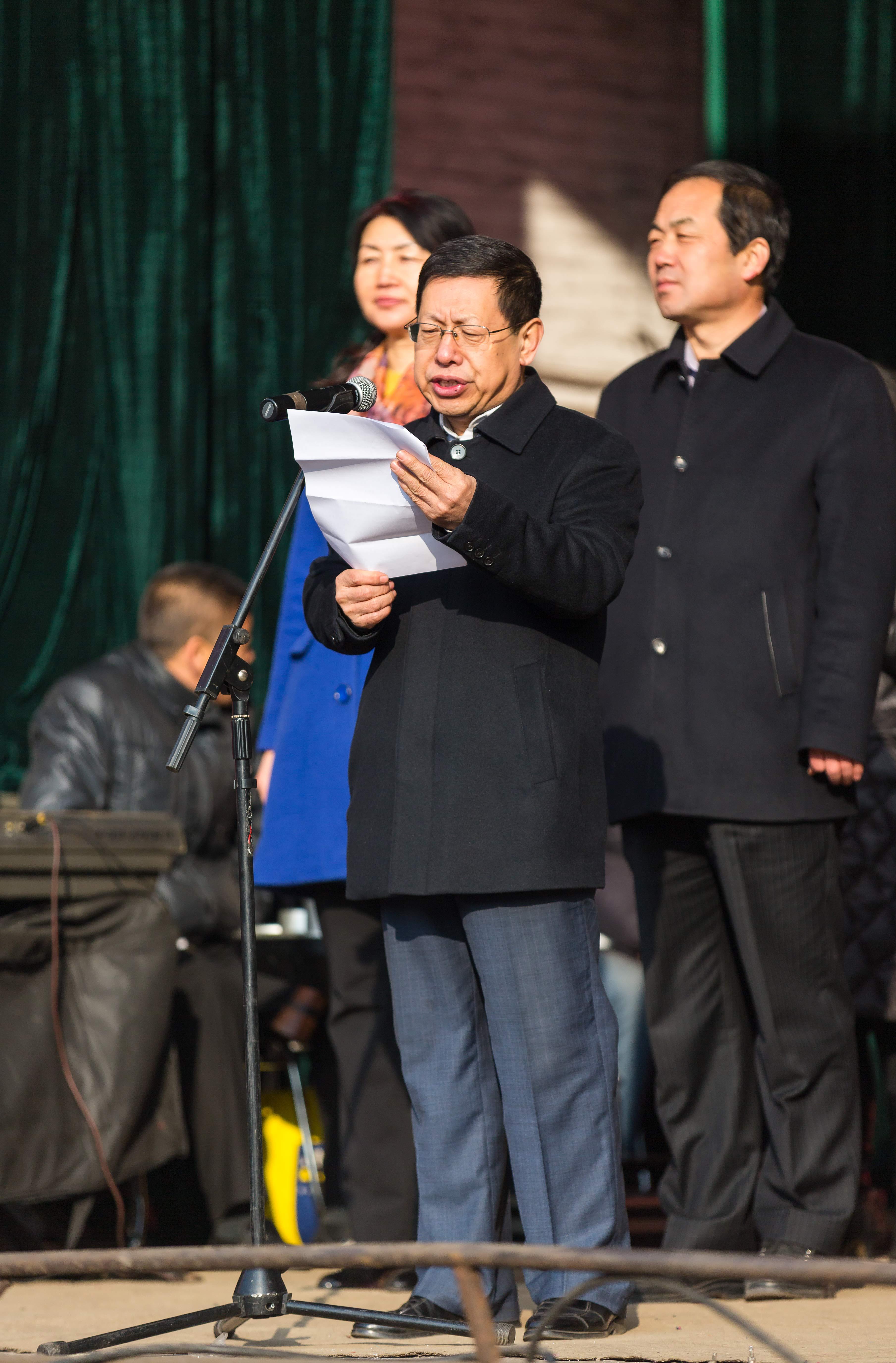 """吕梁""""记者新春走基层、讲述脱贫好故事""""活动启动"""