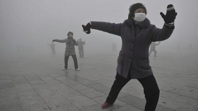 雾霾会堵住肺侵入大脑吗?