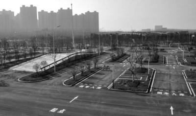 合肥新驾考中心建设接近尾声 C1照考试用车为江淮和悦