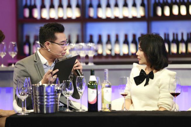 《食囧》红酒品鉴师开班教学 刘嘉玲以酒会友