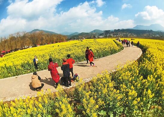 安宁温泉:建设特色小镇 发展休闲旅游