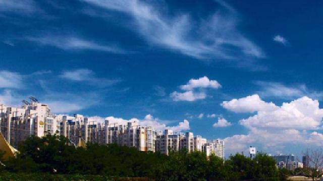 去年辽宁PM2.5浓度同比下降16.4%