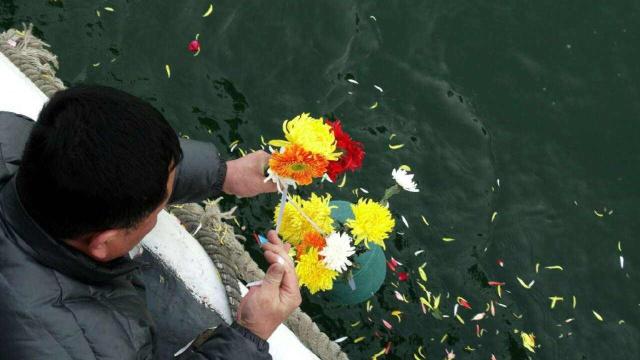 沈阳市2017年海葬活动即将开启