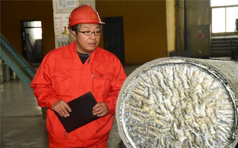 """李建新:中国超高强度钢的""""传承人"""""""