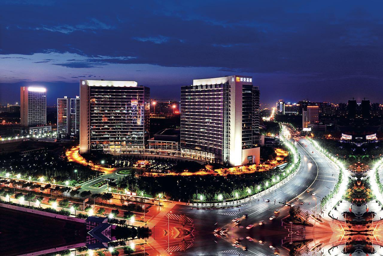 西安市高新区再攀高峰 打造陕西自贸区核心区域