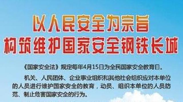 沈阳市国家安全局举办国家安全教育展