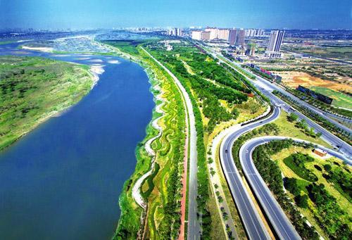 """6月底前陕西省力争为1000多条河流找到""""管护人"""""""