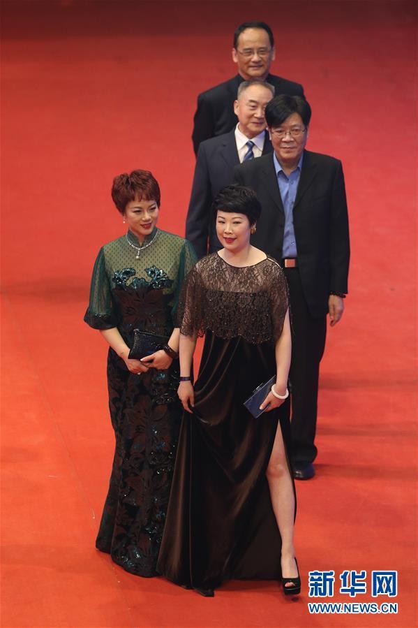 第七届北京国际电影节开幕 群星闪亮
