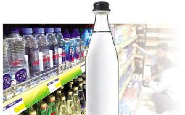 """远水解近渴凭""""感觉""""喝 买进口饮用水看清标签"""