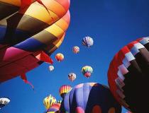 中国最具国际化热气球嘉年华空降白鹿原·白鹿仓景区