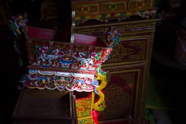 """萌图看西藏第18期:年货市场看""""罗萨"""""""