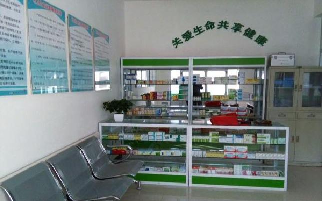 河南叶县:贫困村有了标准化村卫生室