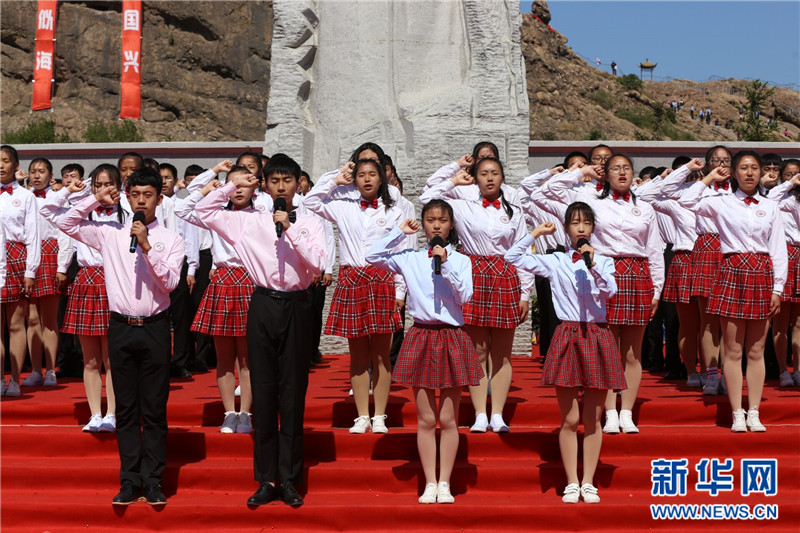 母爱如山 第23届中国·营口望儿山母亲节温情启幕