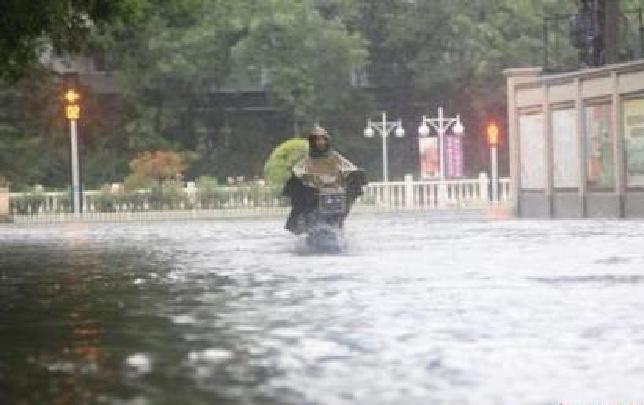 河南今天大部分地区有雨 明起开启烧烤模式