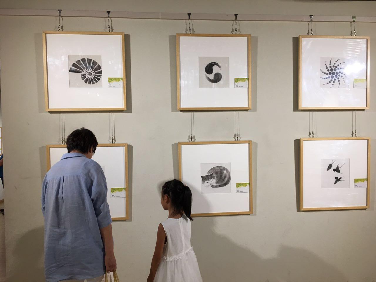 阅读·成长--VR带您走进儿童画作品展