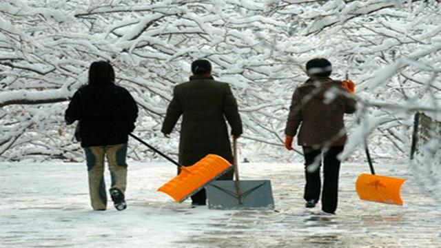 全城掃雪 你是網上點贊,還是走上街頭?