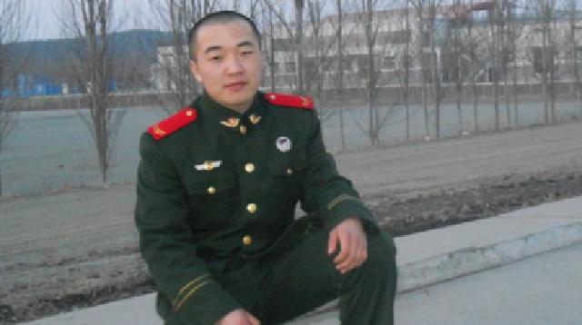 感动辽宁2016第一季度候选人之王瑜