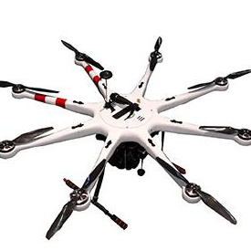 智能鸟KCX8八轴旋翼无人机