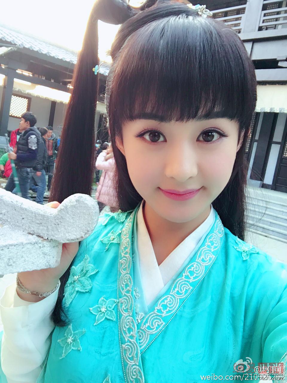 赵丽颖的碧瑶才是美出天际
