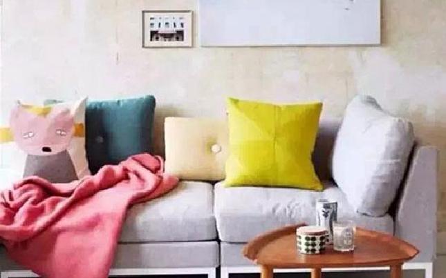 曼妙唯美梦想家?8个超美沙发背景墙