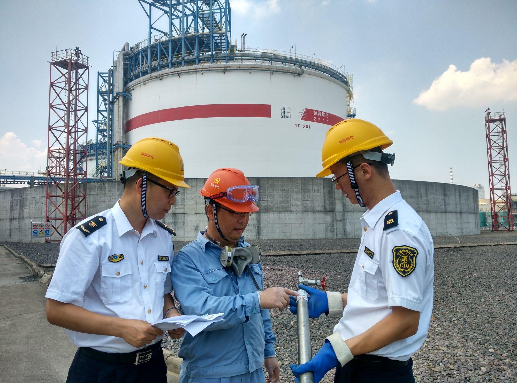 宁波口岸首次出口液化乙烯 超我国上半年出口总量