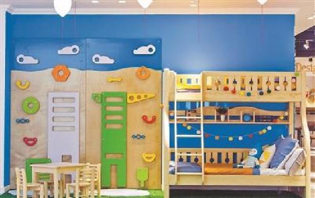 儿童房整装走热 价格多在3万至5万元