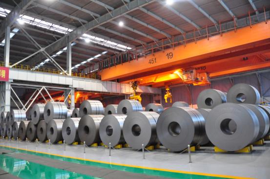河钢邯钢汽车板批量生产质量稳定