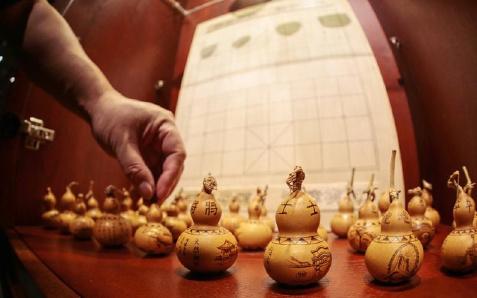 中国最大的葫芦主题博物馆完工
