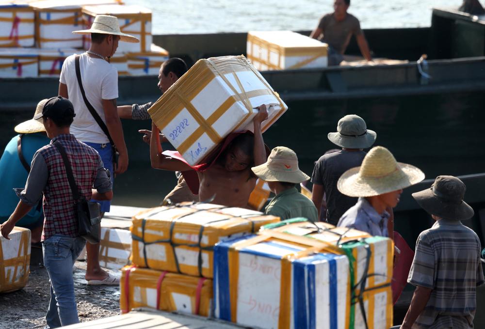 广西:边民互市贸易同比增长48.4%