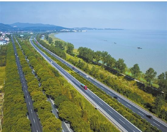 最美的风景在路上 浙江选出2016年最美公路