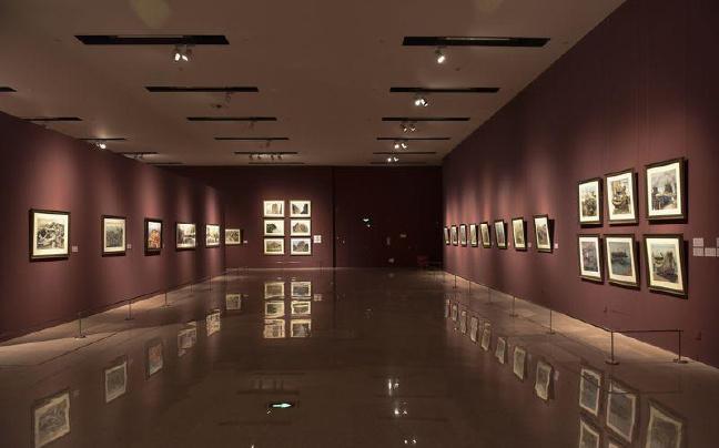 文莱和中国举办联合画展纪念两国建交25周年