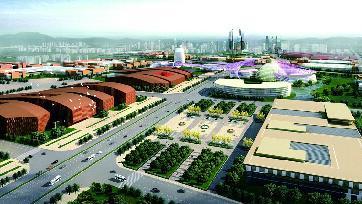 于洪区:以营商环境建设为主线 抢占高端产业发展新高地