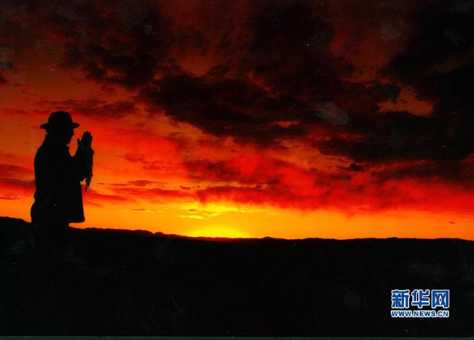 西藏摄影家【第22期】:旦增