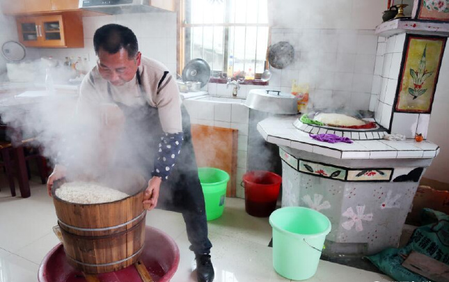 嘉善:自釀米酒年味濃