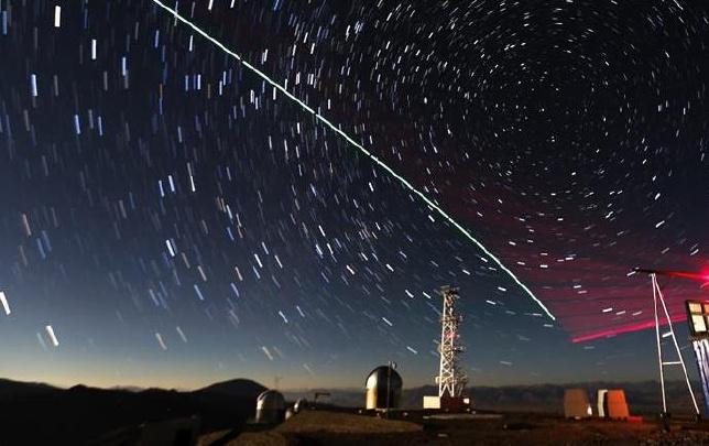 世界首颗量子科学实验卫星