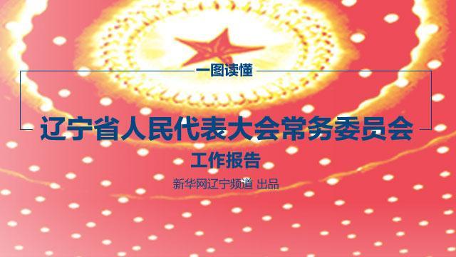 一图读懂丨辽宁省人民代表大会常务委员会工作报告